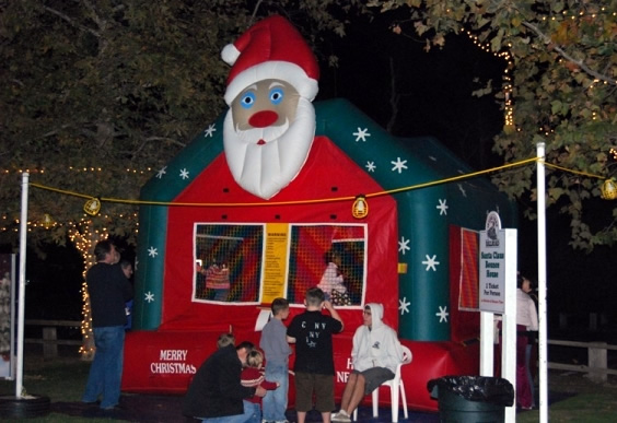Holiday Inflatable Rentals